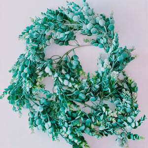 Boho Chic Greenery Garland