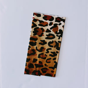 Wild Child Leopard Table Cover