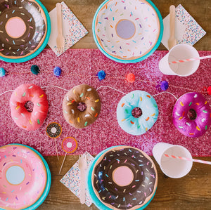 Donut Shoppe Party