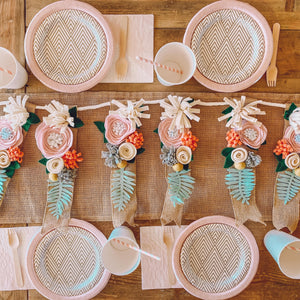 Whimsical Woodlands Party