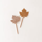 Gold Autumn Toppers