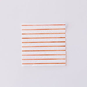 Rose Gold Napkin