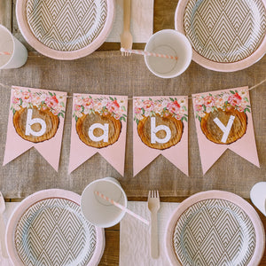 Whimsical Woodlands Custom Bunting