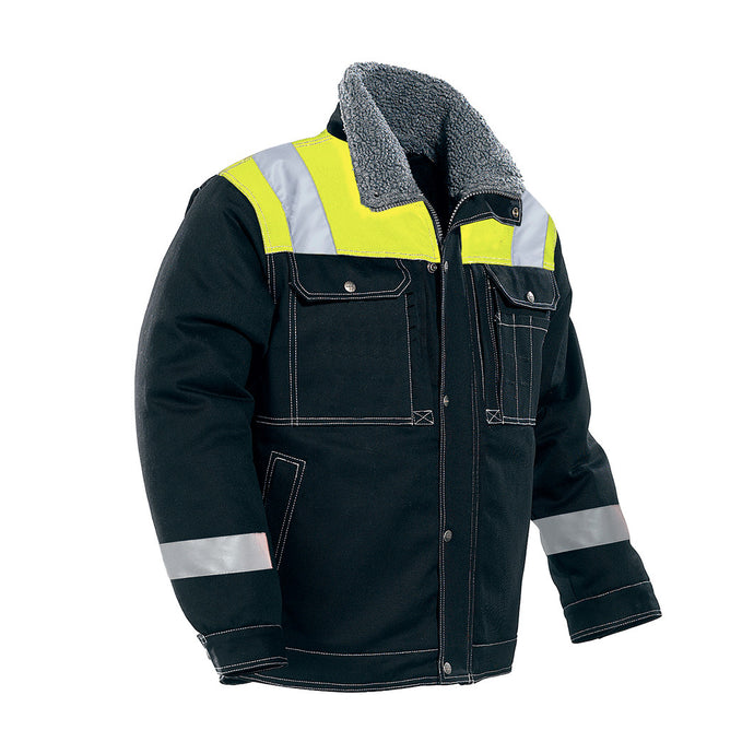Reflective Winter Jacket | Technical 1179 Jobman Workwear