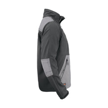 Softshell Jacket with Reflective Strips