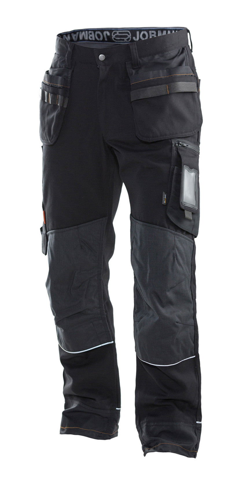 Comfort Work Trousers with Holster Pockets