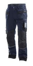 Comfort Work Trousers with Holster Pockets | Technical 2922 Jobman Workwear