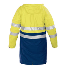 Hard wearing Hi-Vis Raincoat