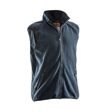 Micro Fleece Vest | Practical 7501 Jobman Workwear