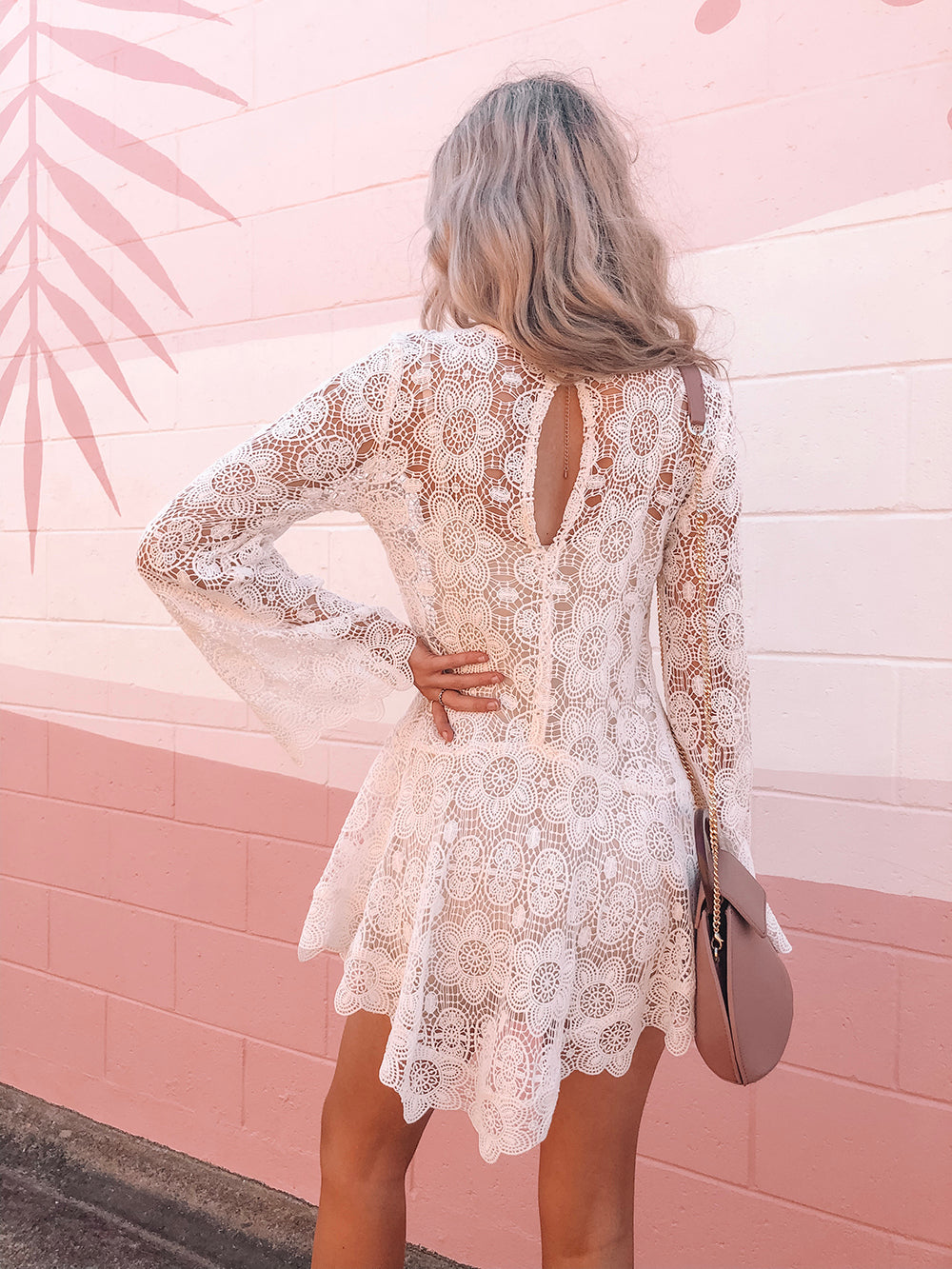 Dreamcatcher Lace Dress