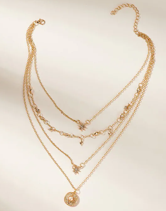 Lulu Layered Necklace