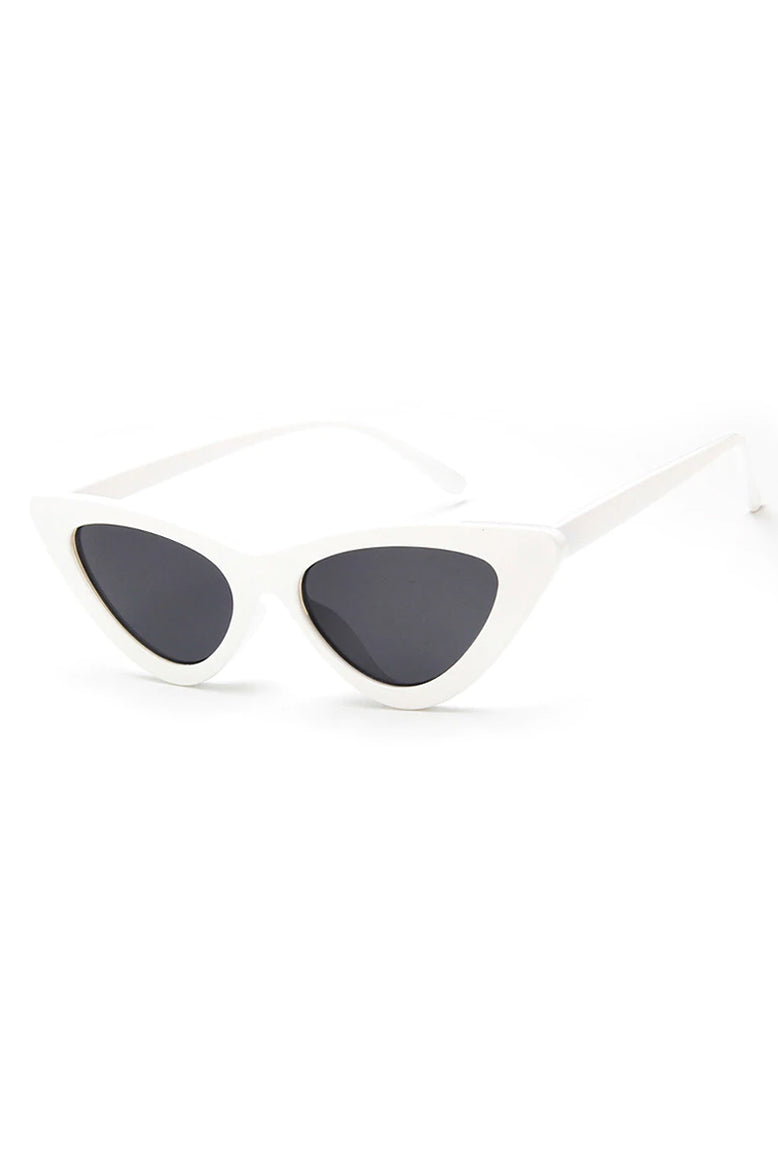 Morocco Sunglasses - White