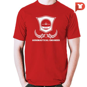 AERONAUTICAL ENGINEER V.03 Tee