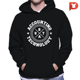 Accounting Technology V.F3 Hoodie