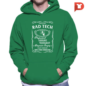 Radiologic Technology (Rad Tech) V.56 Hoodie