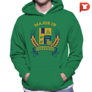Accounting Technology V.P7 Hoodie