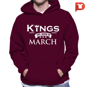 March V.83 Hoodie