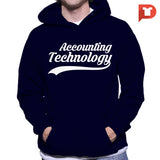 Accounting Technology V.F1 Hoodie