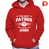 The Best Father was born as Aries V.C4 Hoodie