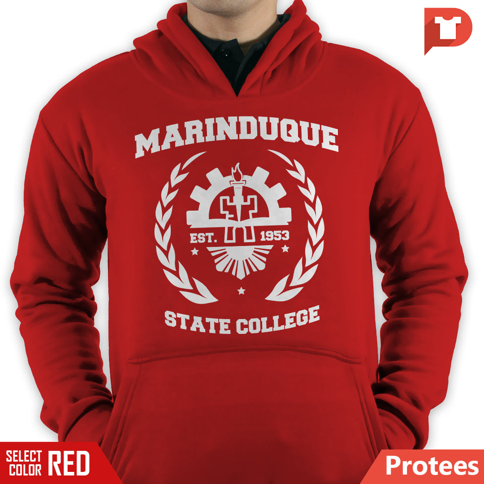 Marinduque State College V.30 Hoodie