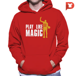 Magic Johnson V.F1 Hoodie