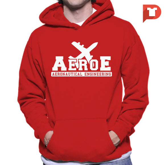 Aeronautical Engineering V.25 Hoodie