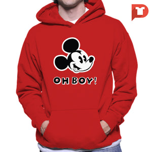 Mickey Mouse V.F7 Hoodie