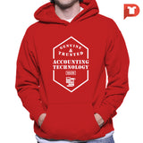 Accounting Technology V.F4 Hoodie
