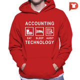 Accounting Technology V.F6 Hoodie