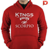 Scorpio (Kings are born as Scorpio) V.83 Hoodie