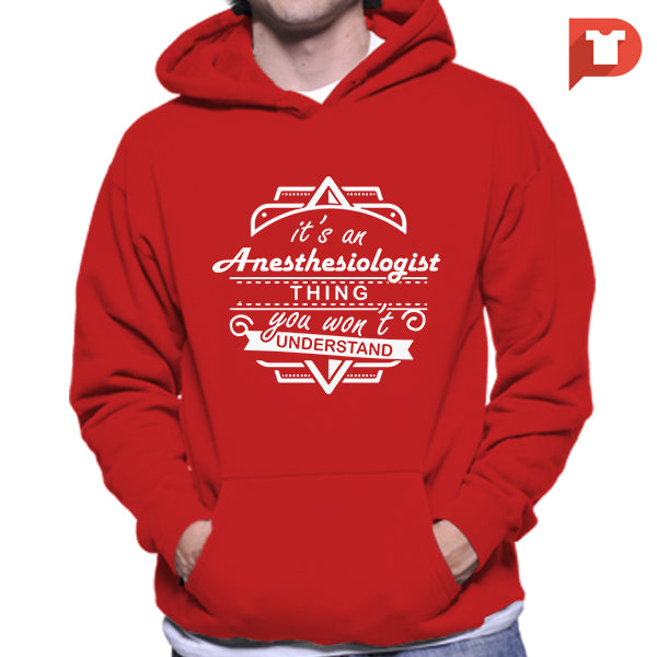 Anesthesiologist V.52 Hoodie