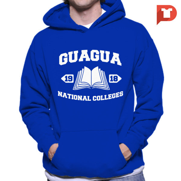 Guagua National Colleges V.38 Hoodie