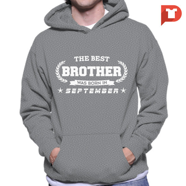 BROTHER V.M9 Hoodie