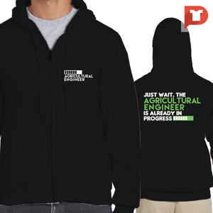 Agricultural Engineering V.RM Jacket