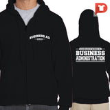 Business Administration V.F1 Jacket
