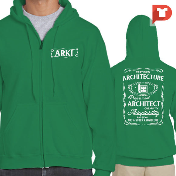 ARCHITECT V.57 Jacket