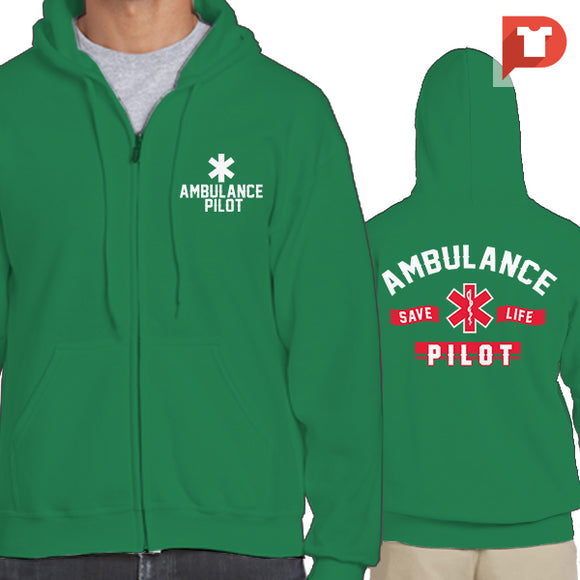 Ambulance Pilot V.PE Jacket