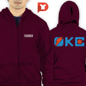 Oklahoma City Thunder V.L2 Jacket