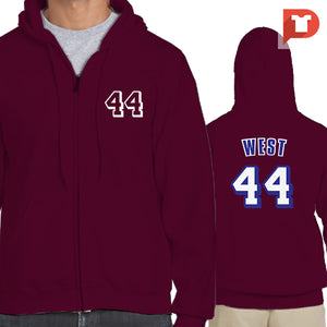 Jerry West V.F8 Jacket