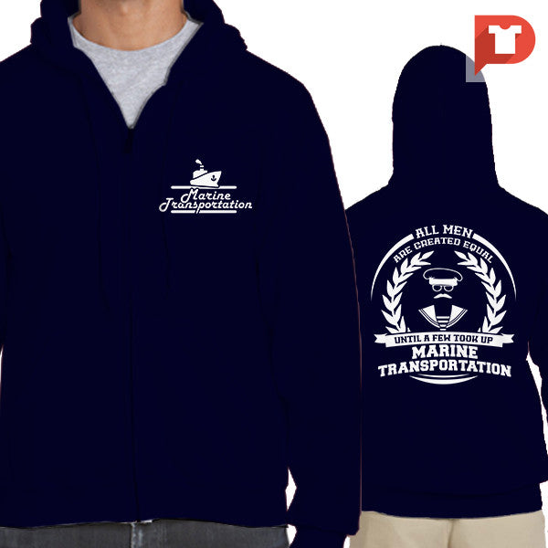 Marine Transportation V.53 Jacket