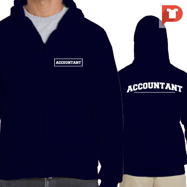 Accountant V.F5 Jacket