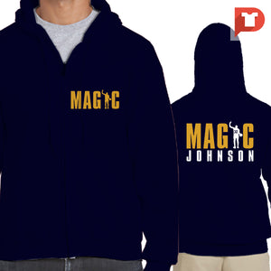 Magic Johnson V.F6 Jacket