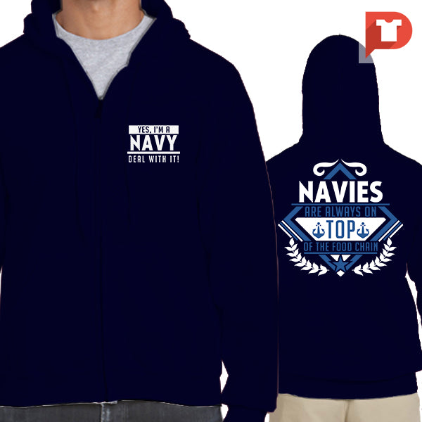 Navy V Wk Jacket Protees Project