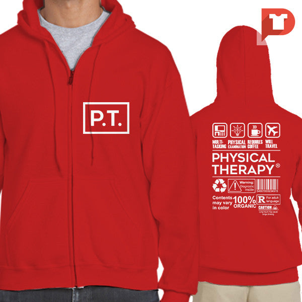 Physical Therapy V.51 Jacket