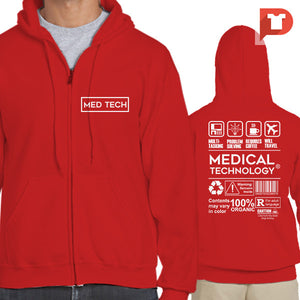 Med Tech V.51 Jacket