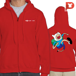 Adventure Time V.FA Jacket