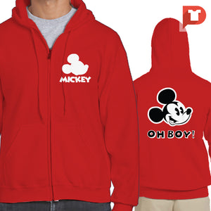 Mickey Mouse V.F8 Jacket