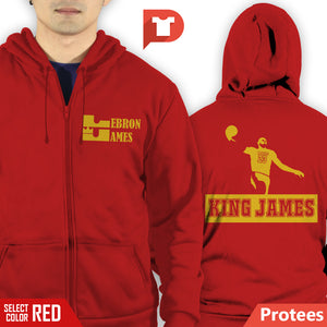 Lebron James V.X8 Jacket