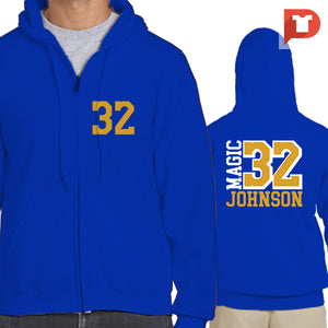 Magic Johnson V.F4 Jacket