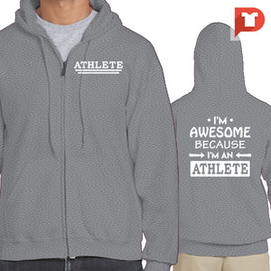 Athlete V.26 Jacket